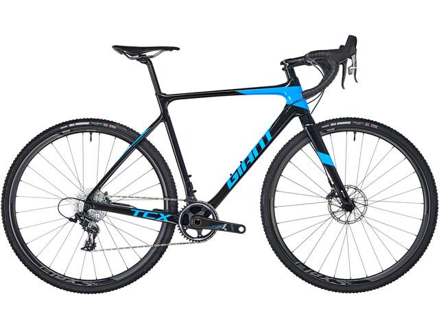 Giant TCX Advanced Pro 1 rainbow black